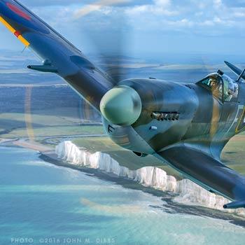 White Cliffs Spitfire Flights Picture