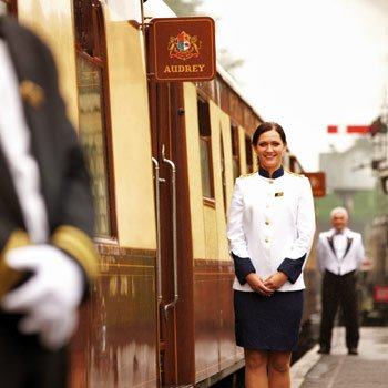 The Golden Age of Travel on the Belmond British Pullman