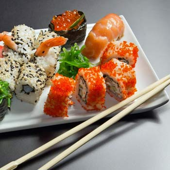 Sushi Classes at Billingsgate Market