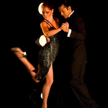 Tango Lessons for Two