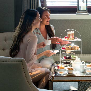 Afternoon Tea Spa Package for Two