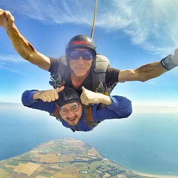 Tandem Skydive North Yorkshire
