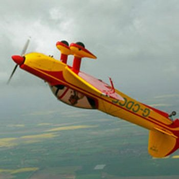 Aerobatic Flight Essex