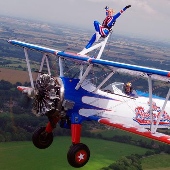Flying Circus Wingwalking