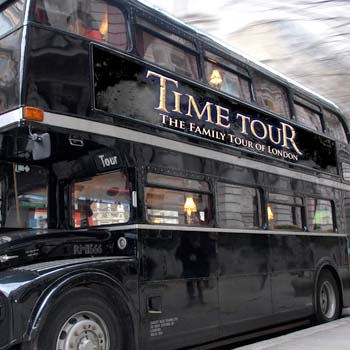London Time Tour Bus