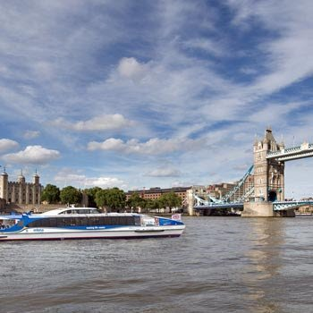 River Roamer on MBNA Thames Clippers