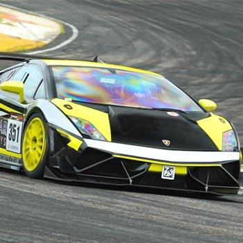 Lamborghini Super Trofeo Drive Picture
