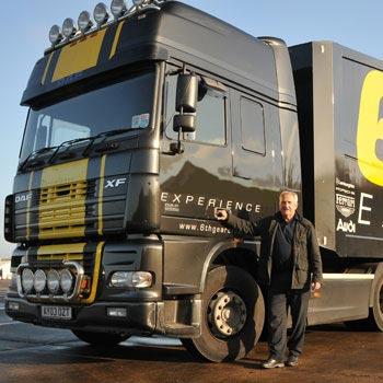 Truck Vs Supercar Experience