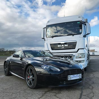 Trucks and Supercars