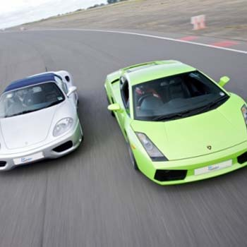 Ultimate Teen Supercar Party