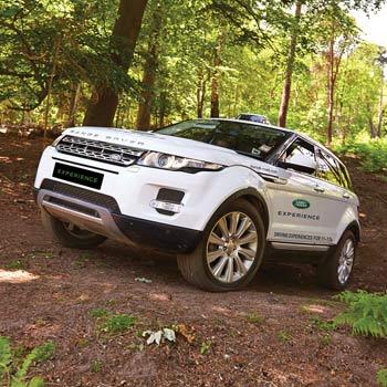 Junior Range Rover Experience