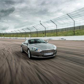 Aston Martin Circuit Drive Picture
