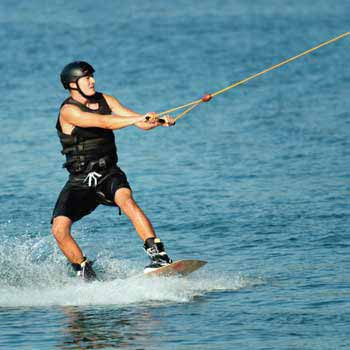 Wakeboarding and Waterski