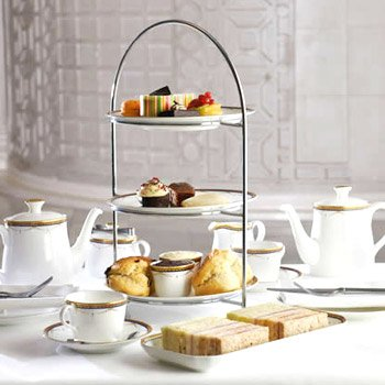 West End Afternoon Tea for Two