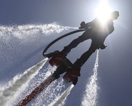 Jetlev and Flyboards
