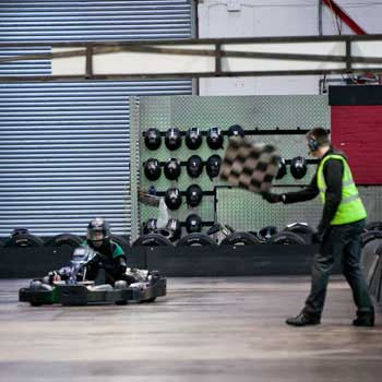 Go Karting Go Kart Racing Indoor Amp Outdoor From Into