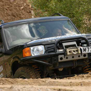 Off Road Taster Berks