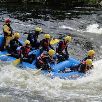 White Water Day, Scotland