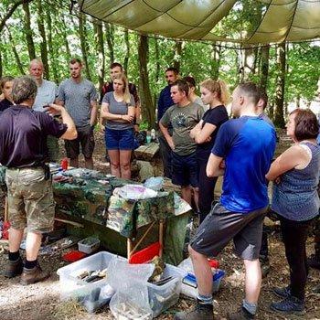 Woodland SurvivalandBushcraft