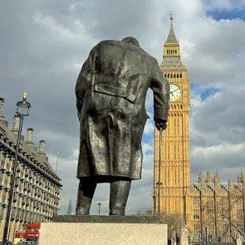 Winston Churchill London Tour