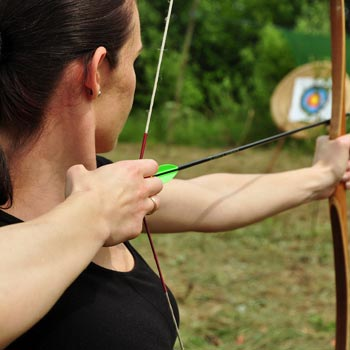 Archery In The Trent Valley Picture