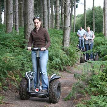 Segway Sherwood Forest Picture