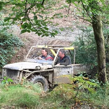 4x4 Off Road Driving Cardiff