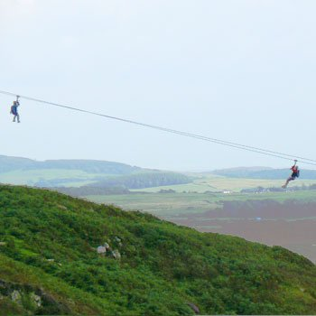 Zip Wire Dumfries & Galloway Picture