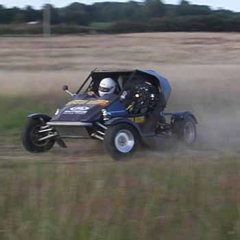 blue rage buggy