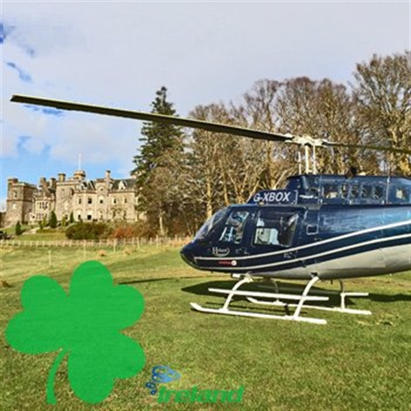 clover helicopter