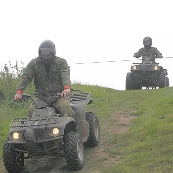 Sittingbourne quad biking